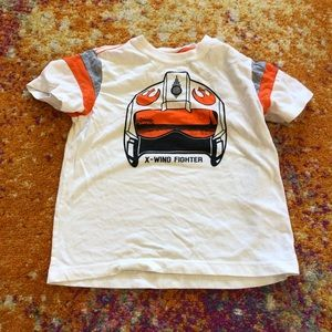 Hanna Andersson Star Wars Shirt - size 90/3T
